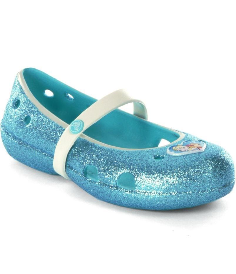 Crocs Girls´ Keeley Frozen Flats
