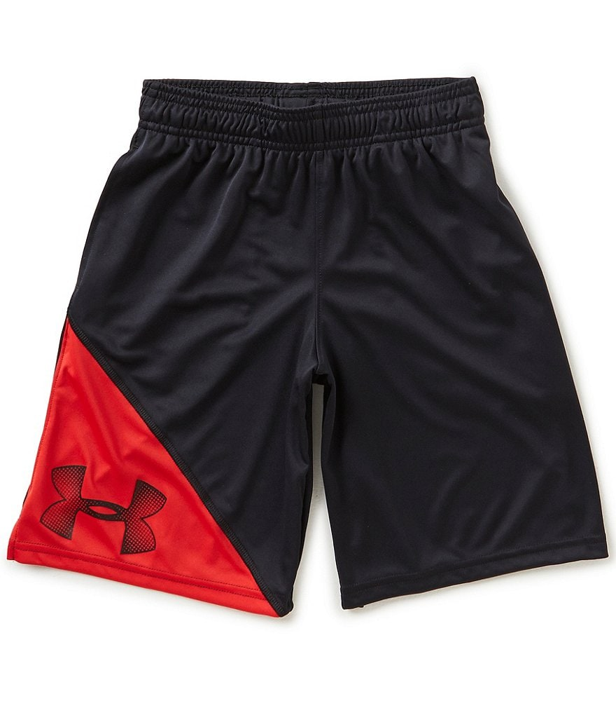 Under Armour Big Boys 8-20 Tech Prototype Shorts