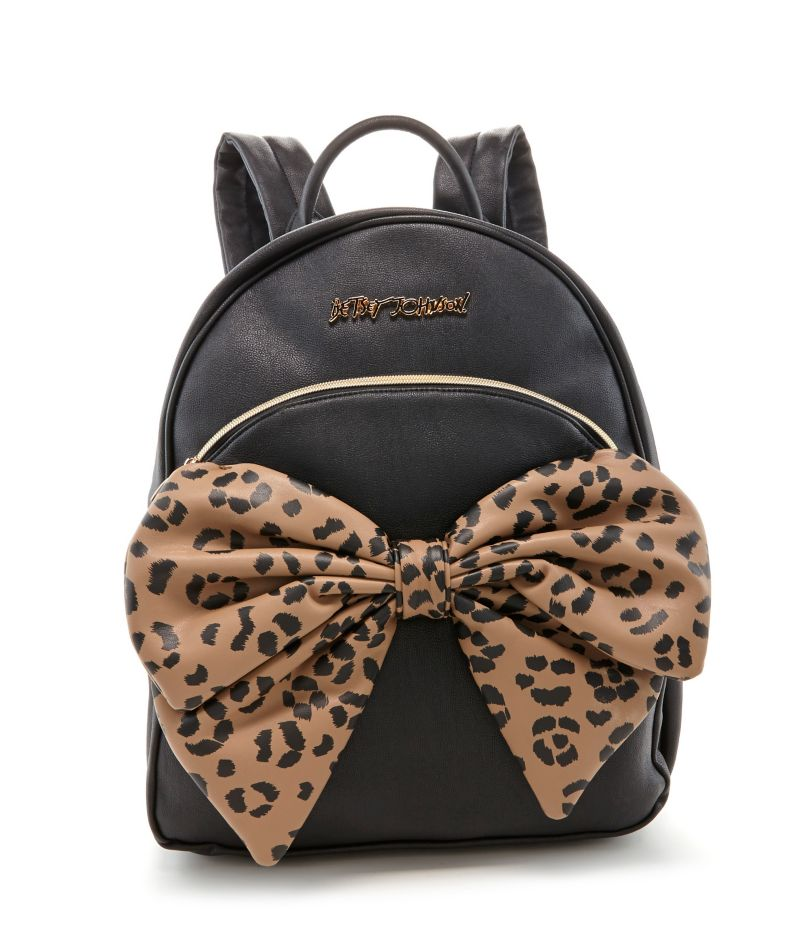 Betsey Johnson Bow Tails Backpack