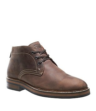 Wolverine Francisco Men´s Oiled Leather Nubuck Lace-Up Chukka Boots