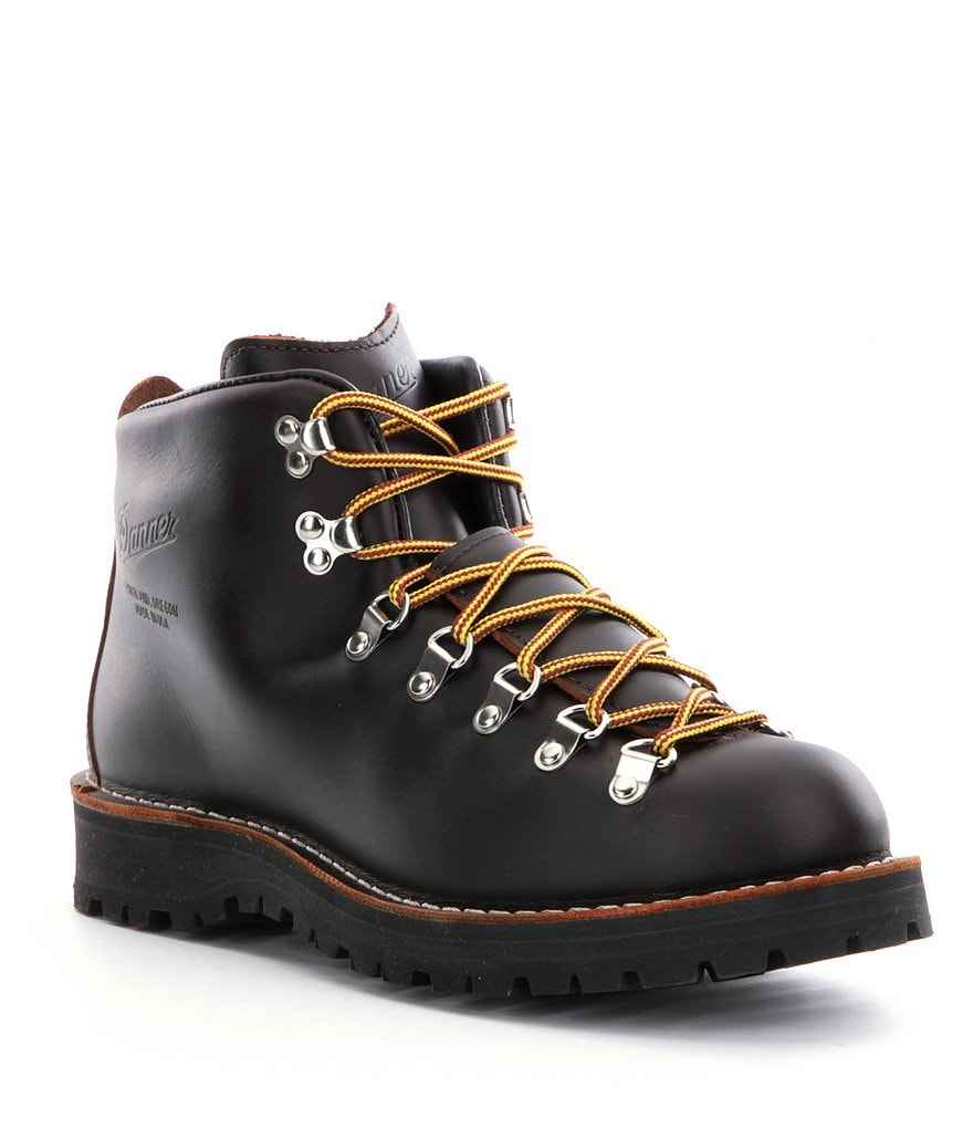 Danner Mountain Light Waterproof Boots