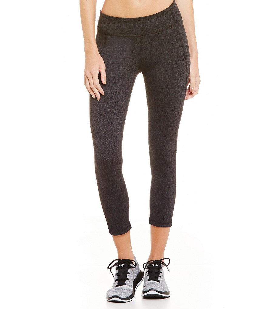 Under Armour Mirror Cropped Pants