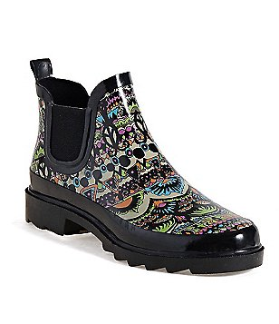 The Sak Rhyme Rain Booties