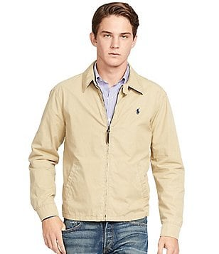 Polo Ralph Lauren Poplin Landon Windbreaker