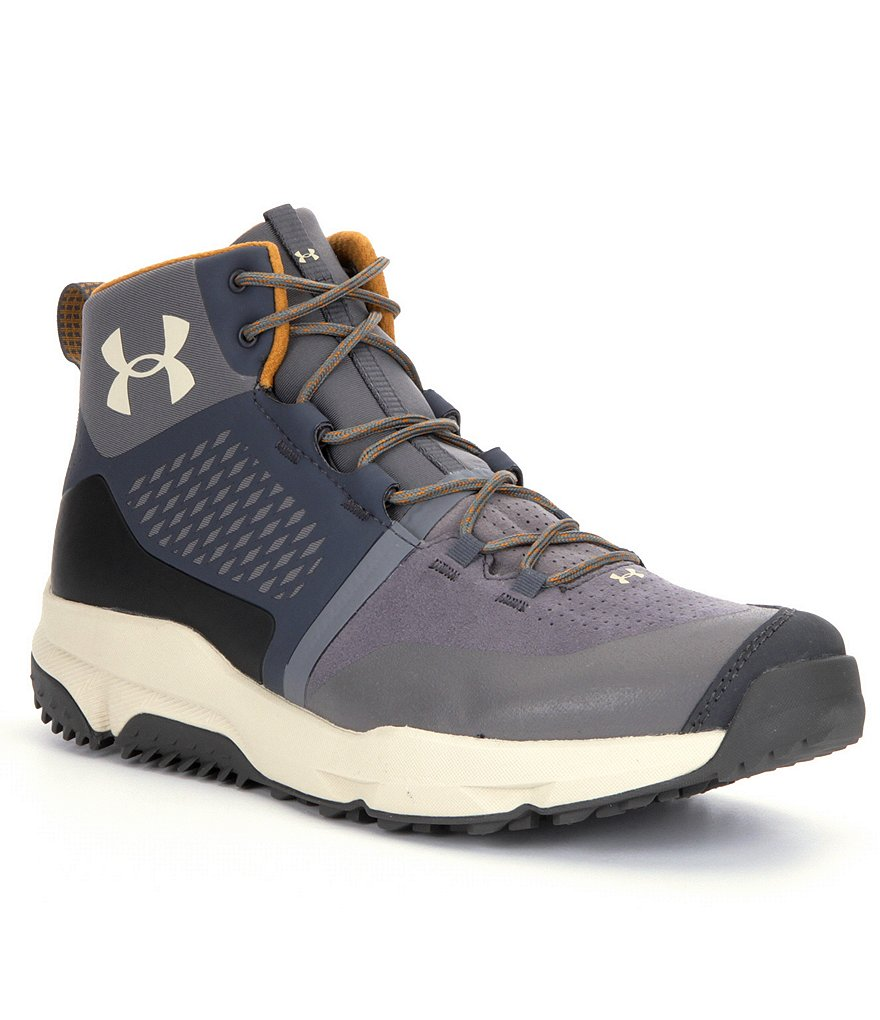 Under Armour Moraine Waterproof Hiking Shoes
