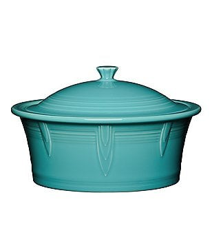 Fiesta Large Covered Casserole Dish