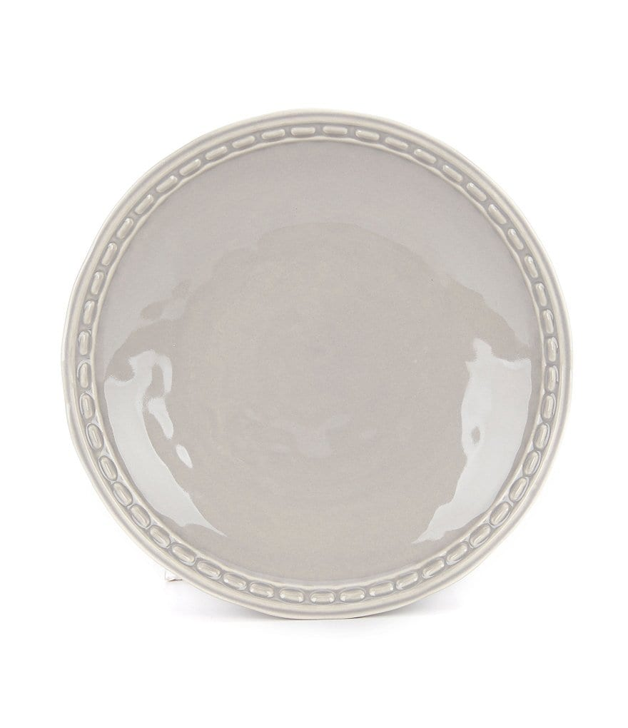 Southern Living Savannah Dash Collection Ceramic Salad Plate