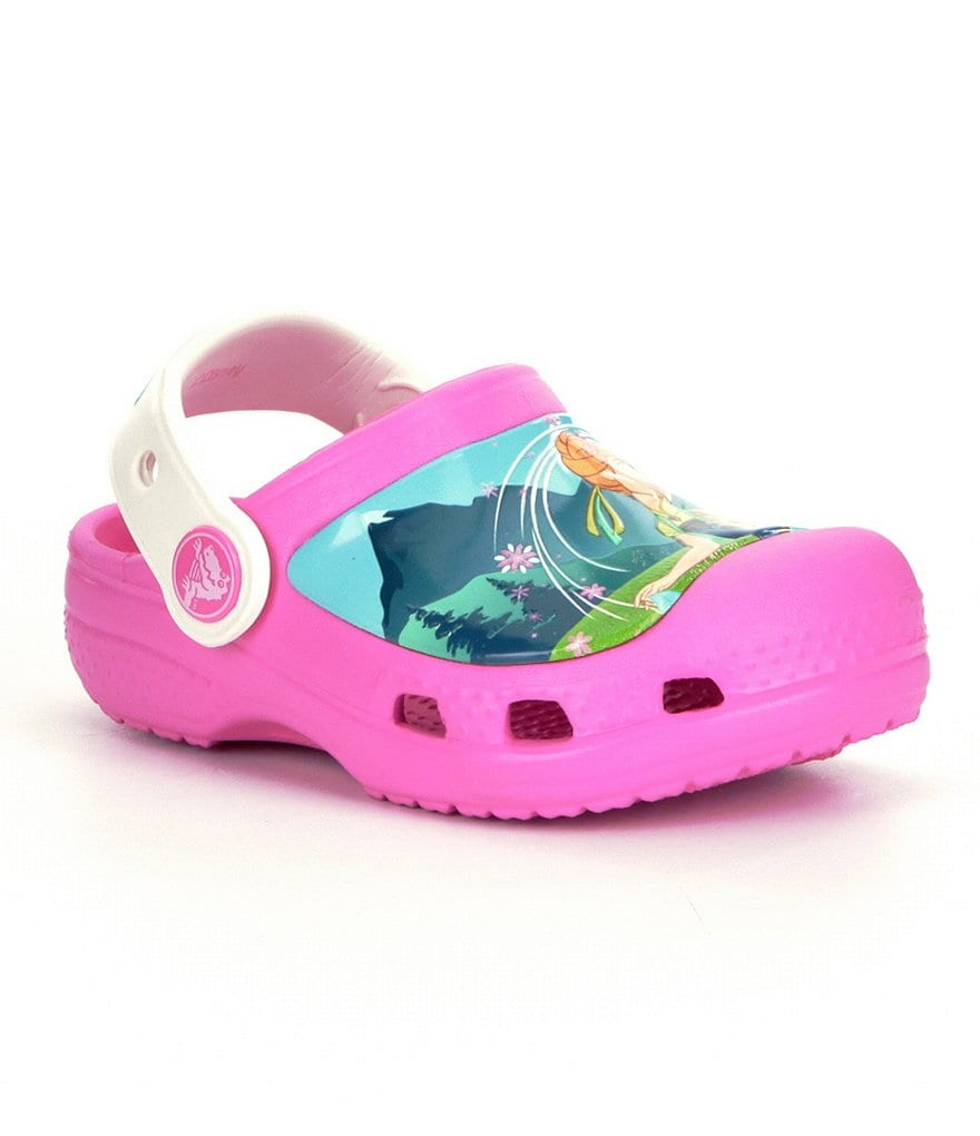 Crocs Girls´ Frozen Fever Clogs