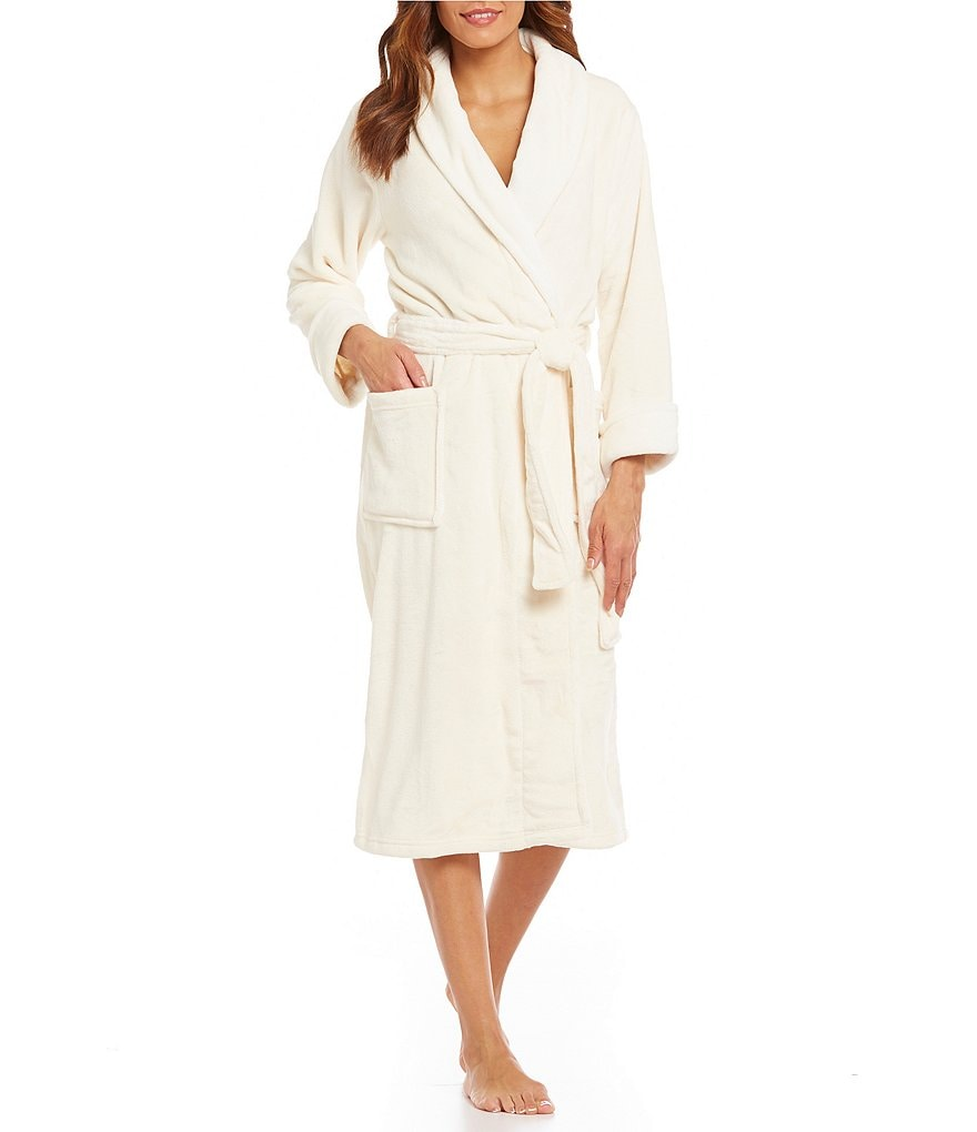 N By Natori Fleece Long Robe