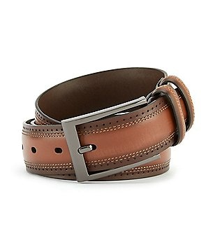 Cremieux Wing Tip Edge Belt