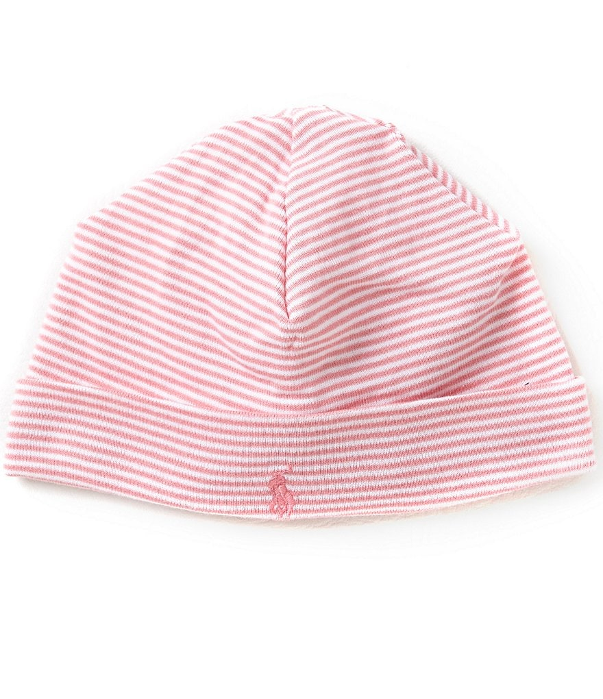 Ralph Lauren Childrenswear Striped Beanie Hat