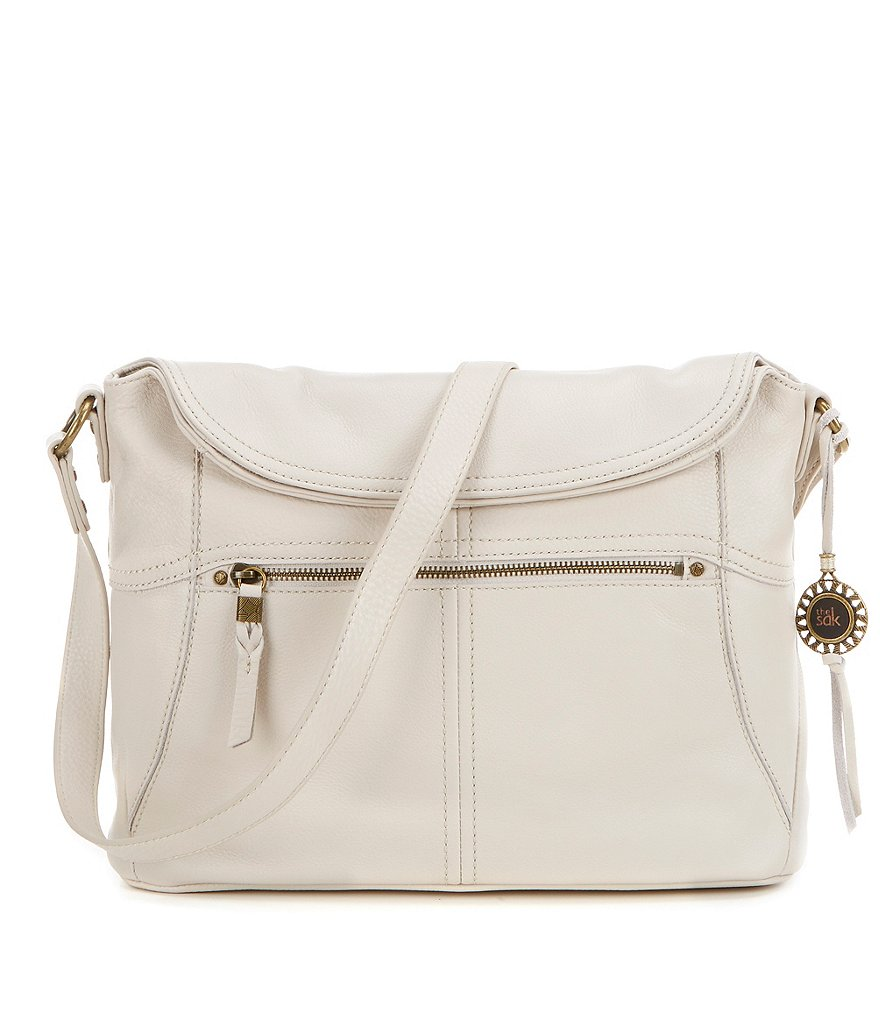 The Sak Esperato Flap Hobo Bag
