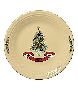 Fiesta Christmas Tree 2015 Collector Plate Image