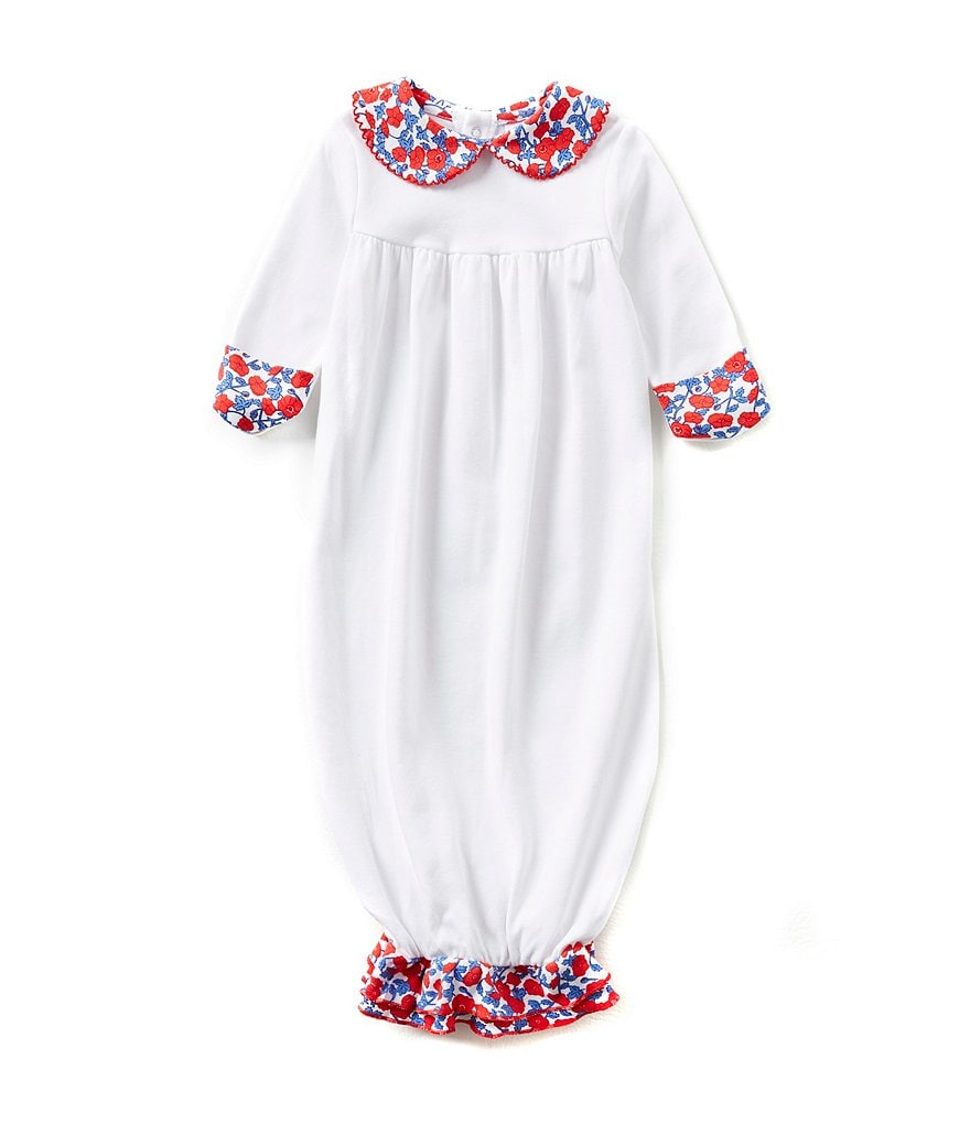 Starting Out Baby Girls Newborn-6 Months Ditsy Floral Gown