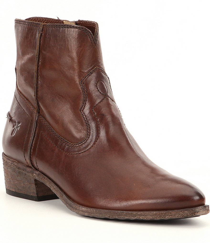 Frye Ray Seam Boots