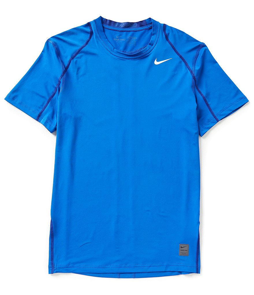 Nike Pro Cool Fitted Men´s Short-Sleeve Crewneck Tee