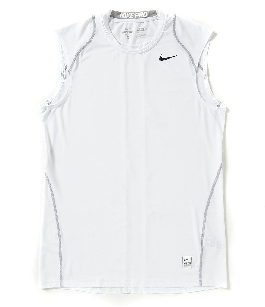 Nike Hypercool Fitted Sleeveless Shirt