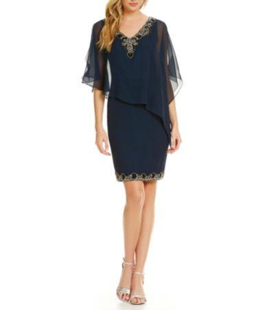 B smart long dresses by sangria