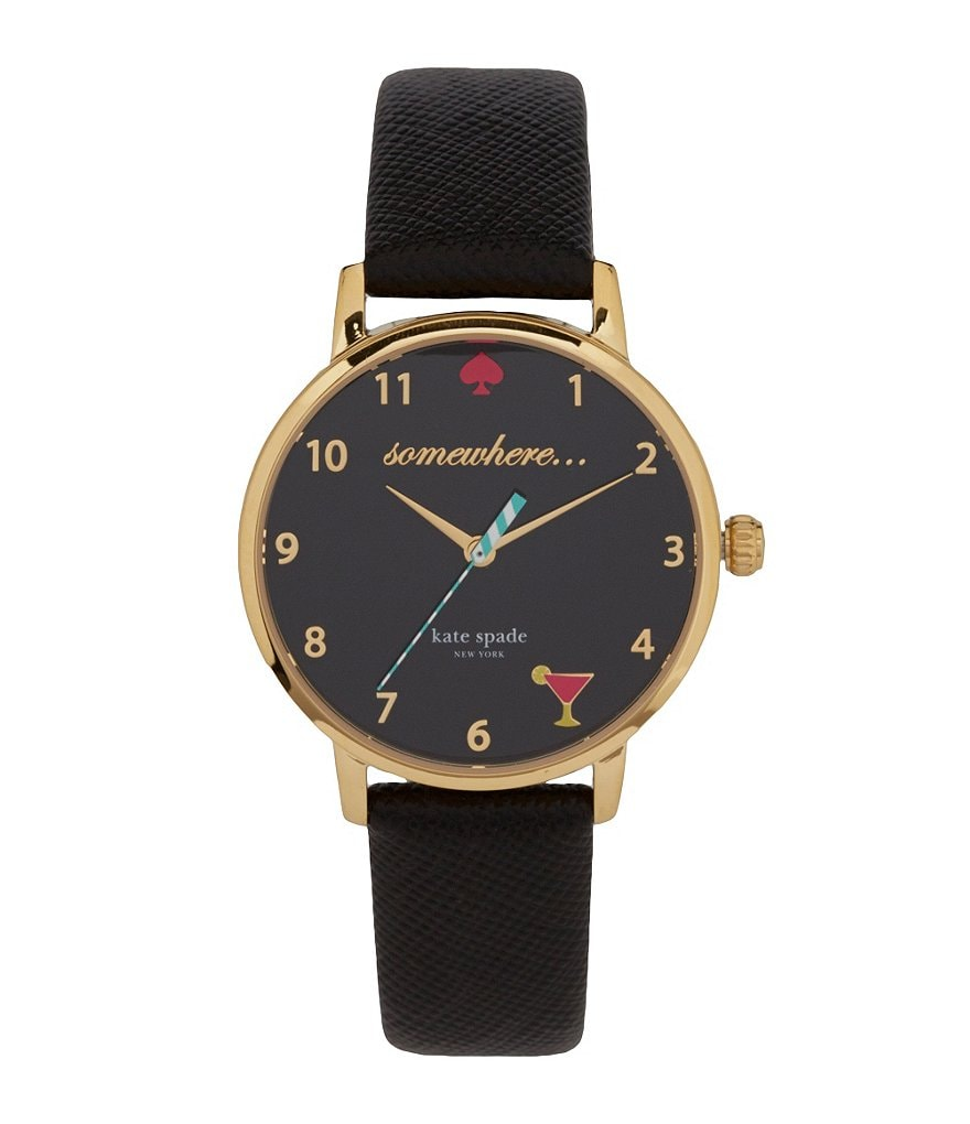 kate spade new york Metro 5 O´Clock Somewhere Watch