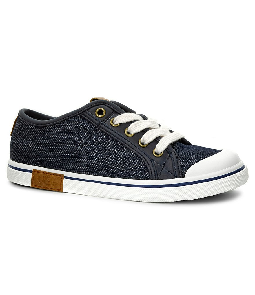 UGG® Boys´ Broderick Denim Lace-Up Sneakers