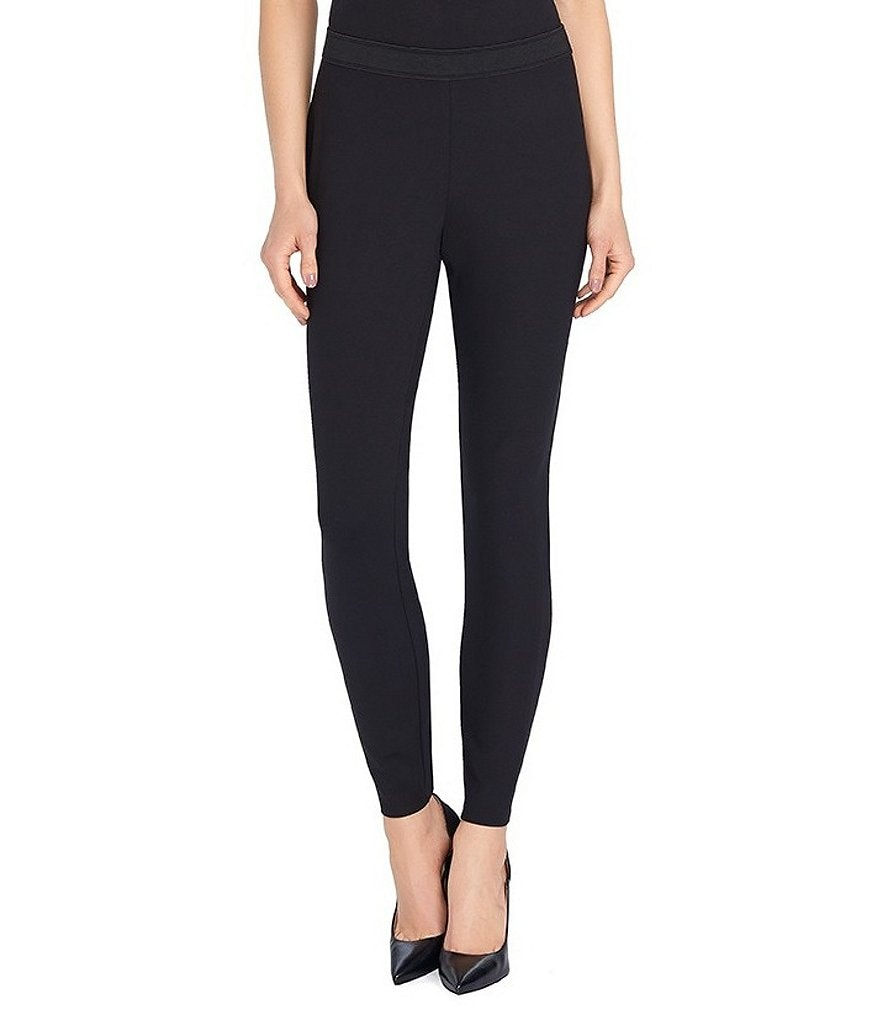 Ellen Tracy High Density Ponte Leggings