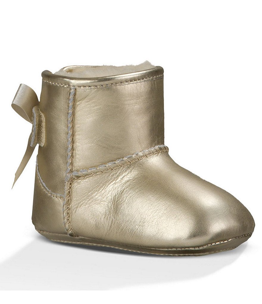 UGG® Girls´ Jesse Bow Metallic Slip-Ons
