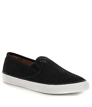 Sperry Women´s Seaside Perforated Slip On Sneakers