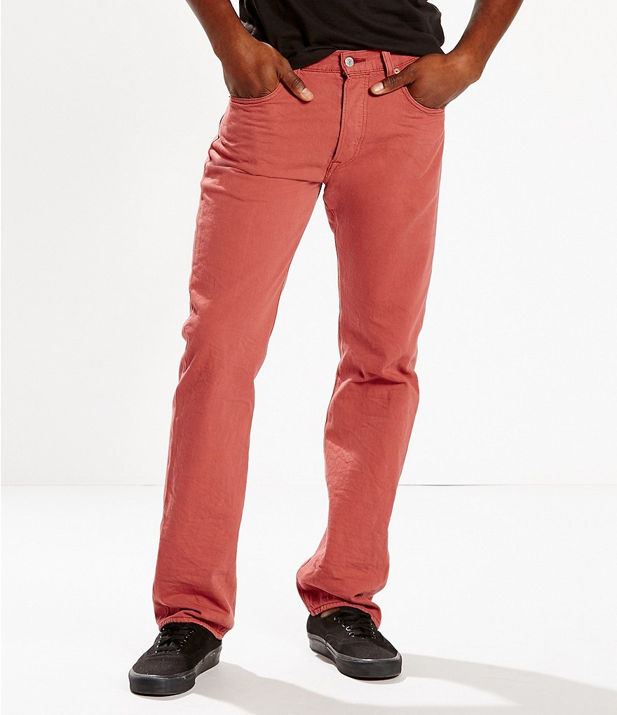 Levi´s® 501® Original Fit Garment Dye Jeans
