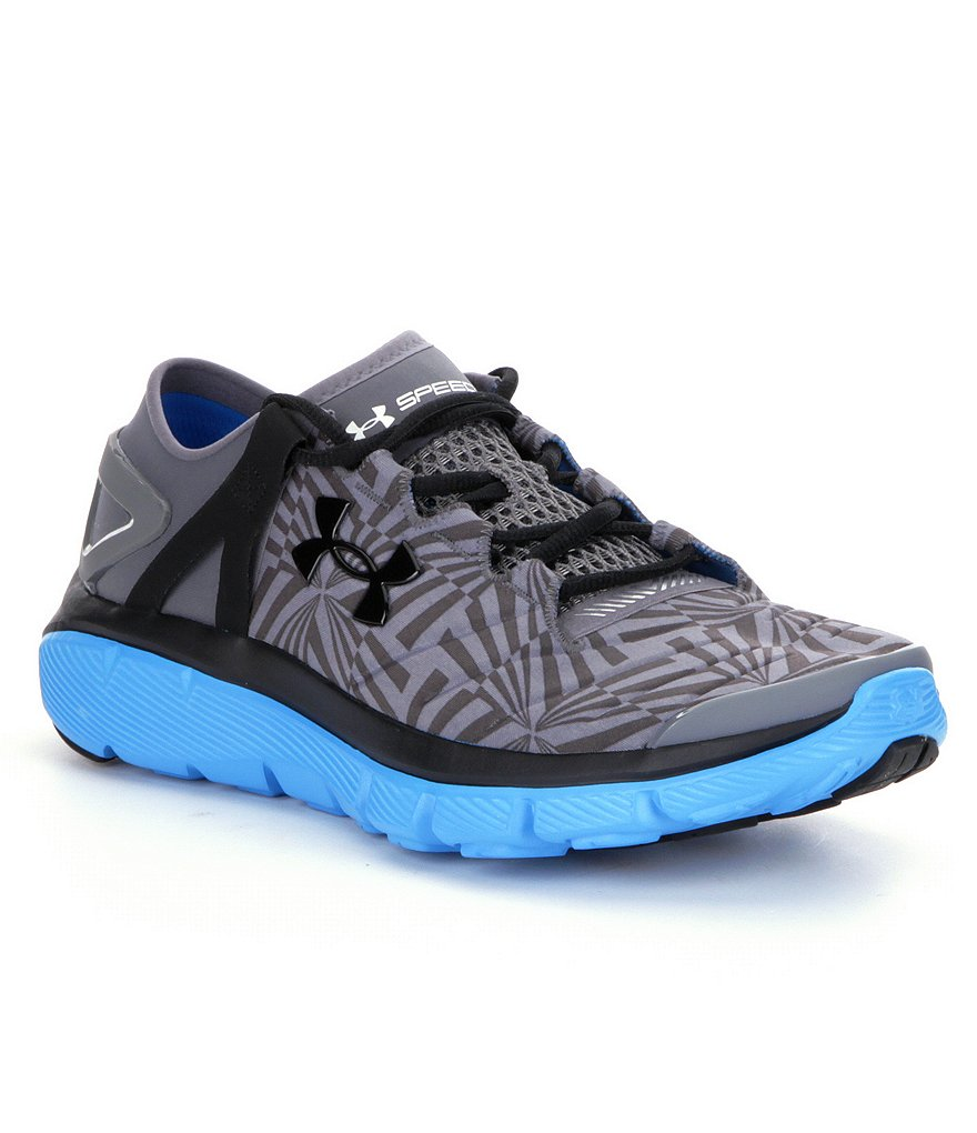 Under Armour Boys' Speedform™ Fortis BRST Running Shoes