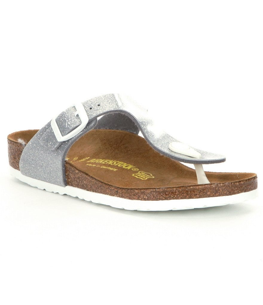 Birkenstock Girls´ Gizeh Slip On Thong Style Sandals