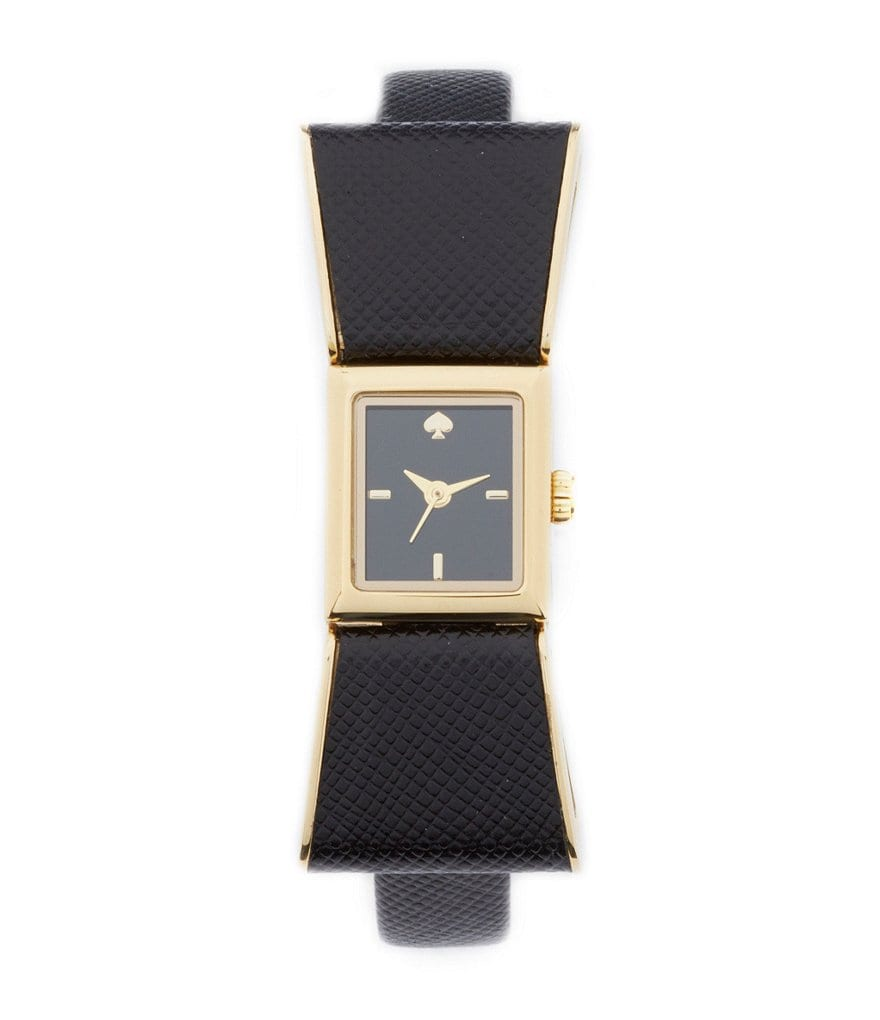 kate spade new york Ladies´ Kenmare Leather Strap 3-Hand Watch