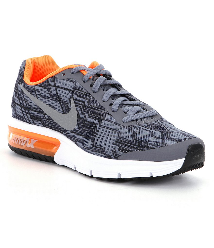 Nike Boys´ Air Max Sequent Running Shoes