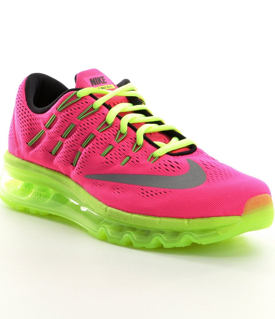 Nike Girls´ Air Max 2016 Running Shoes