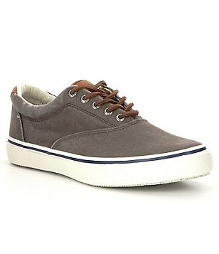 Sperry Striper CVO Salt-Washed Twill Men's Sneakers