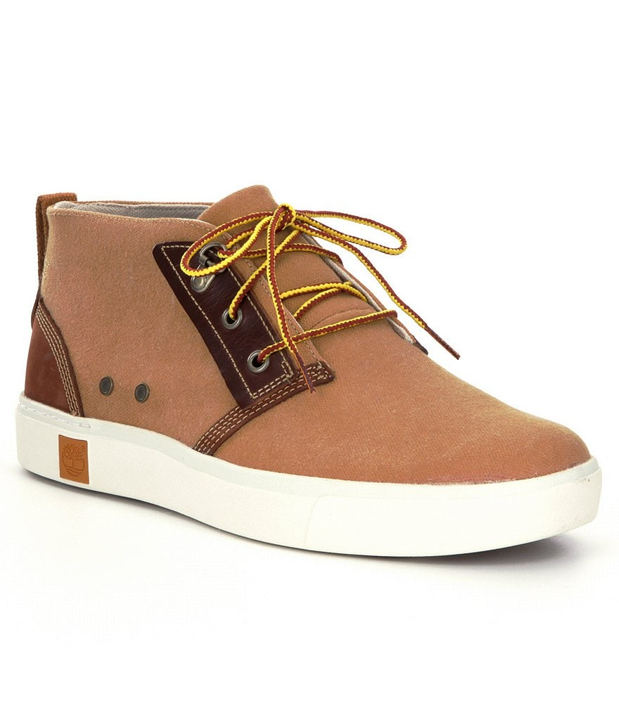 Timberland Men´s Amherst Casual Chukka Boots