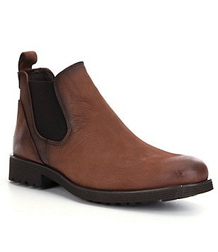 Wolverine Men´s Eckins Leather Side Gore Pull On Casual Chelsea Boots