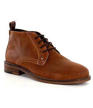 Wolverine Men´s Hensel Suede Lace-Up Short Casual Chukka Boots