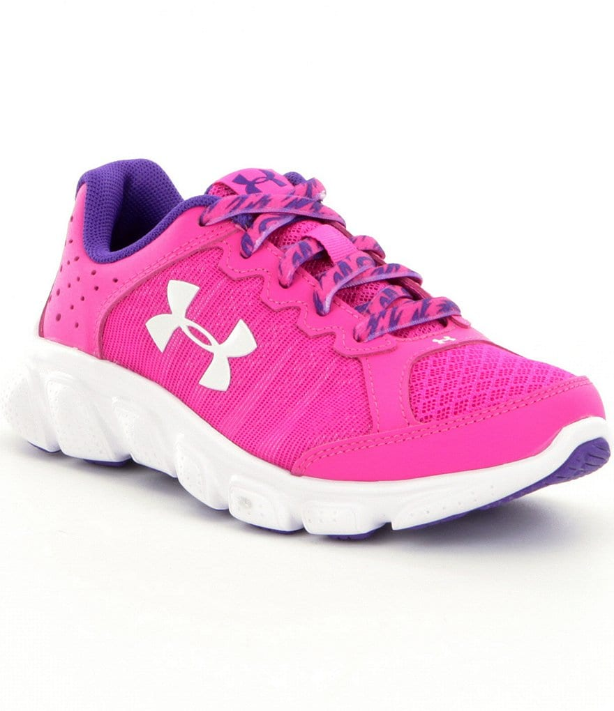 Under Armour Girls´ Assert 6 Running Shoes