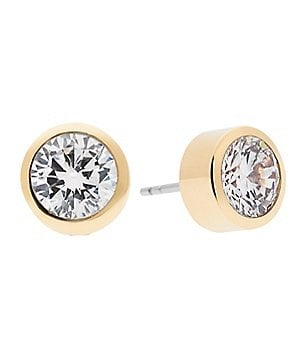 Michael Kors Cubic Zirconia Stud Earrings