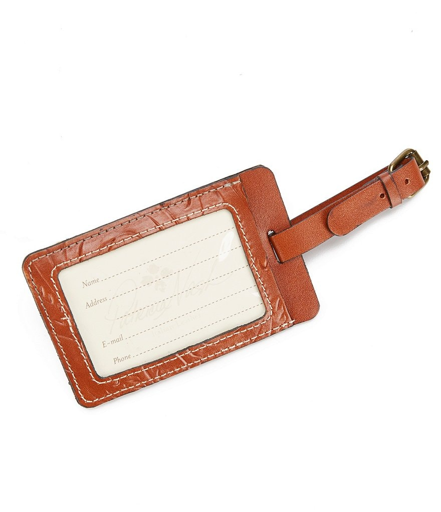 Patricia Nash Bagagli Luggage Tag