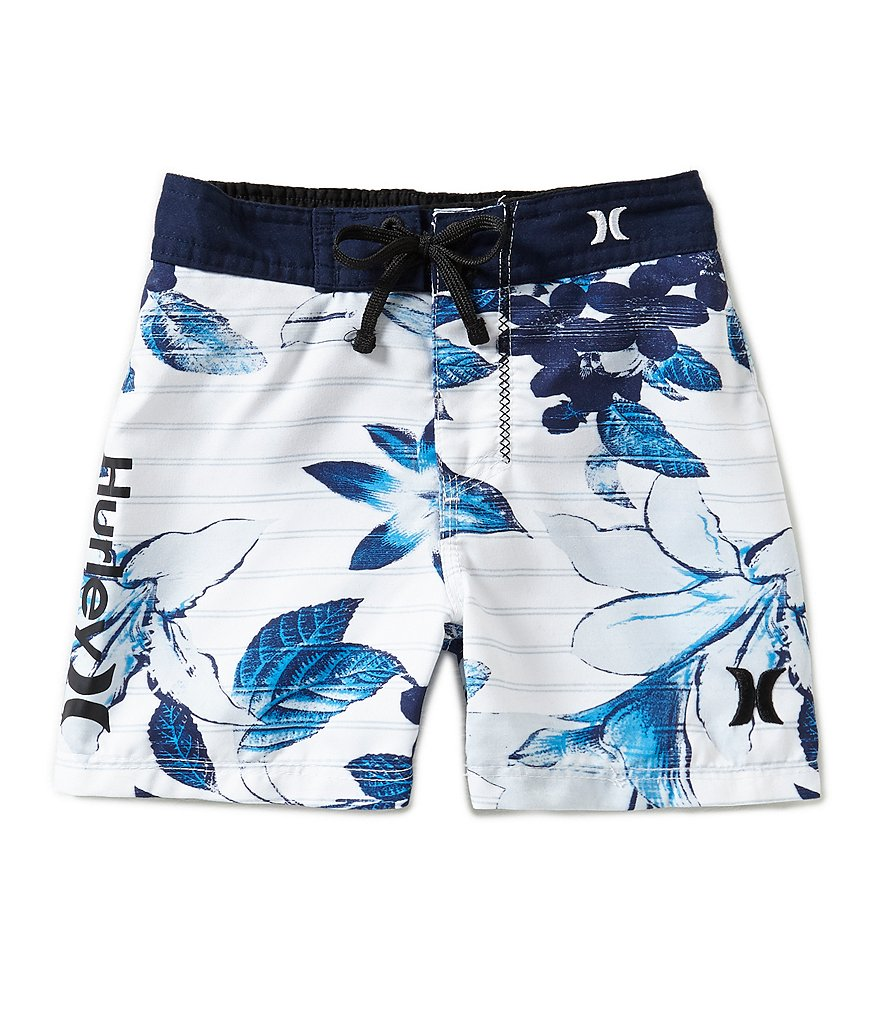 Hurley Baby Boys 12-24 Months Floral Board Shorts