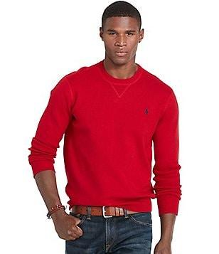 Polo Ralph Lauren Cotton Crewneck Sweatshirt