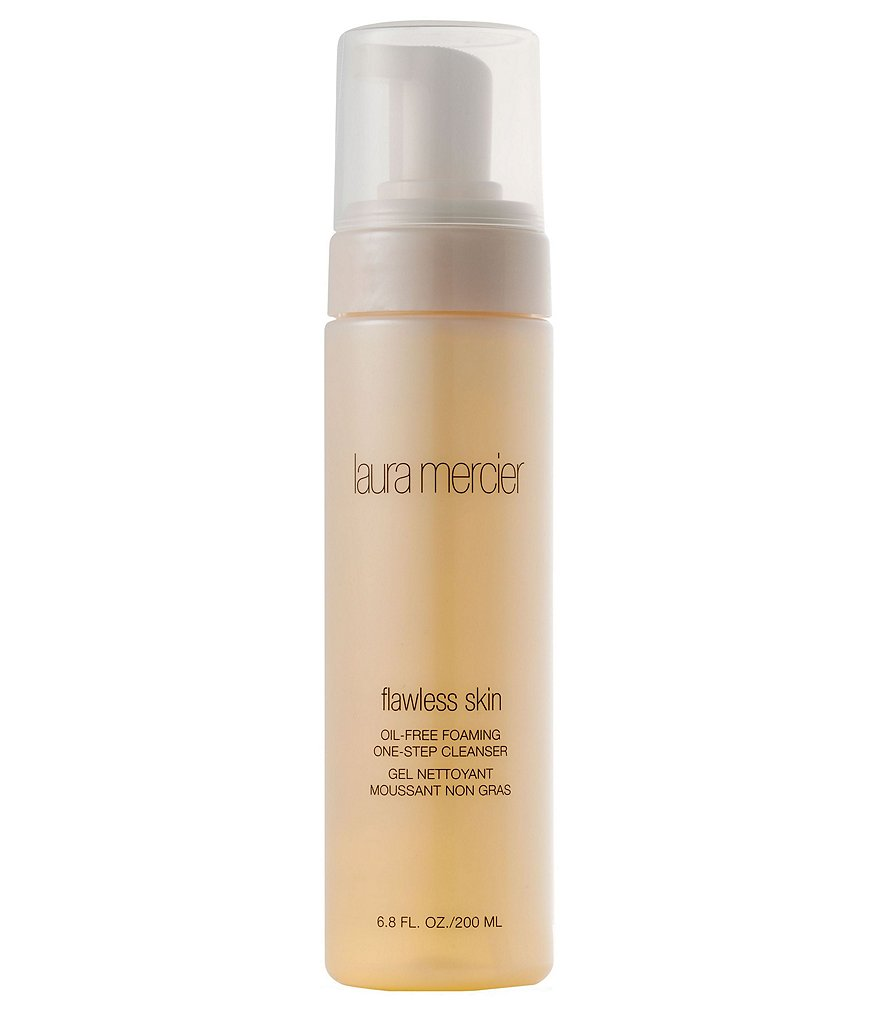 Laura Mercier Flawless Skin Oil-Free Foaming One-Step Cleanser & Toner