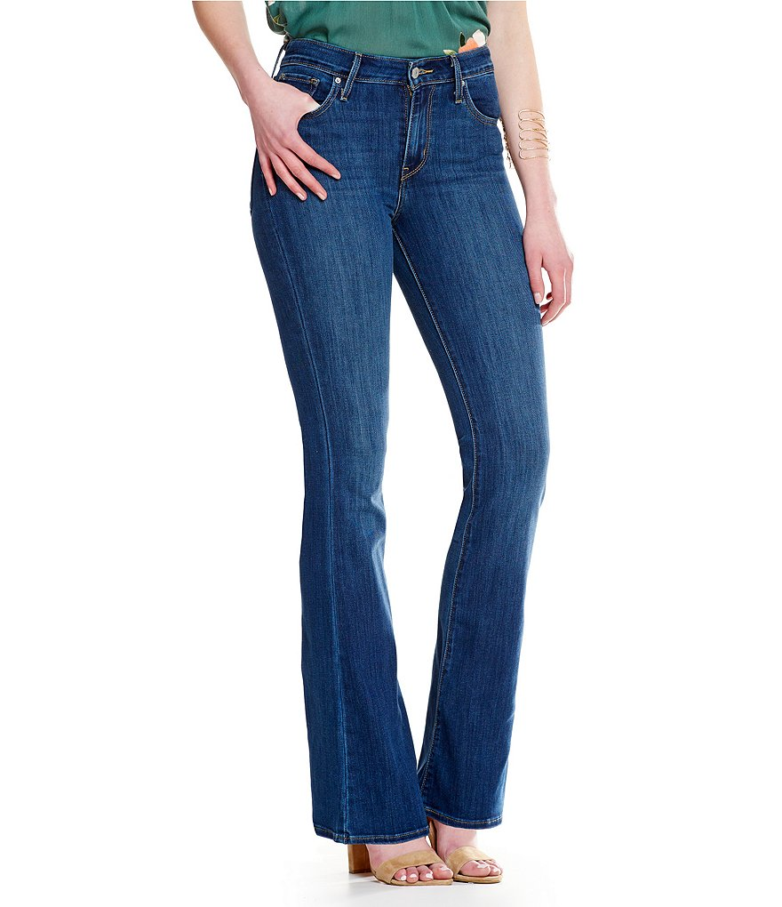 Levi´s High Rise Flare Jeans