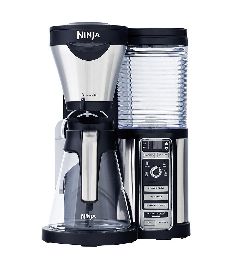 Ninja Coffee Bar Brewer with Glass Carafe
