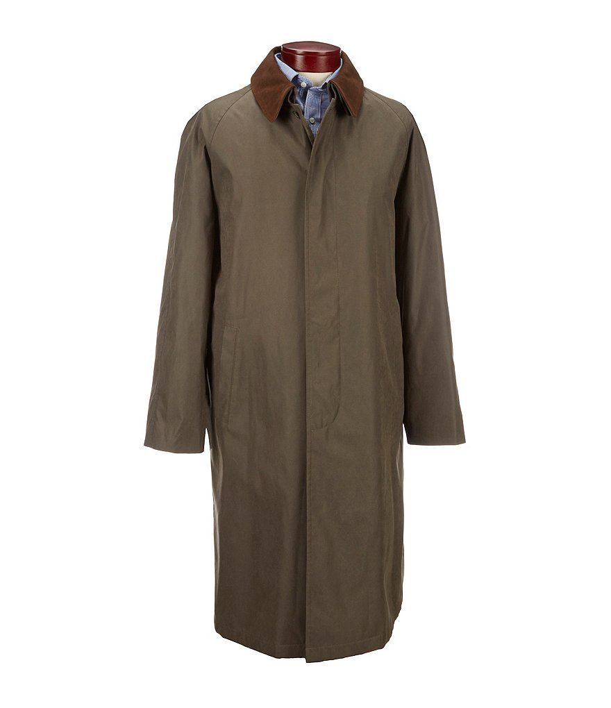Hart Schaffner Marx Big & Tall Wheeler All-Weather Coat