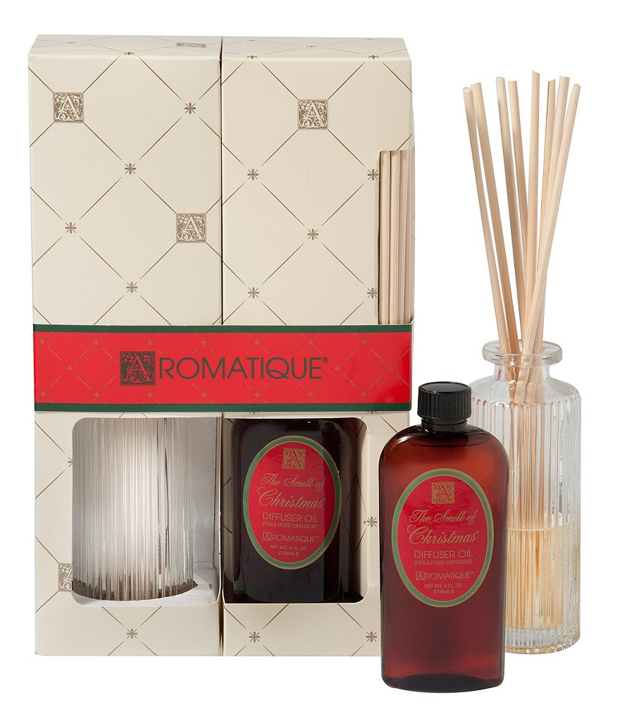 Aromatique The Smell of Christmas® Reed Diffuser Set