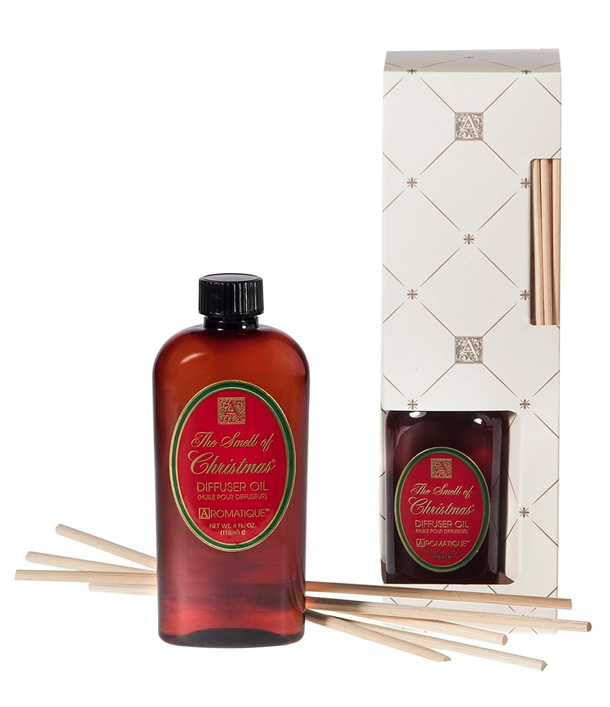 Aromatique The Smell of Christmas® Diffuser Oil with Reeds