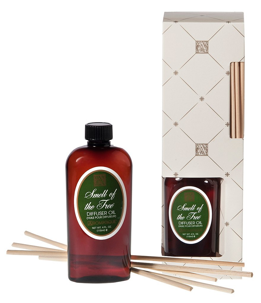 Aromatique Smell of the Tree® Diffuser Oil with Reeds Box