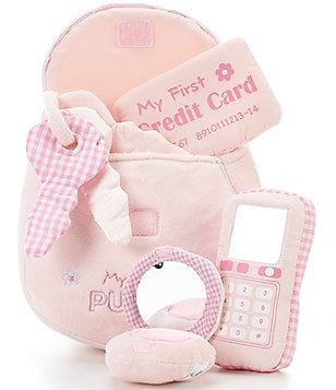 Gund My 1st First Purse Five-Piece Playset